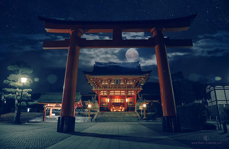 kyoto-torii